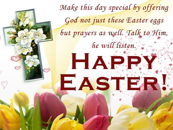 Happy Easter 2018 Wishes