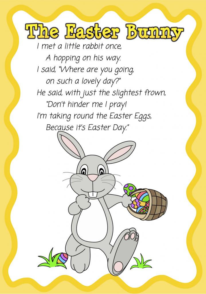Pictures of Easter Bunny